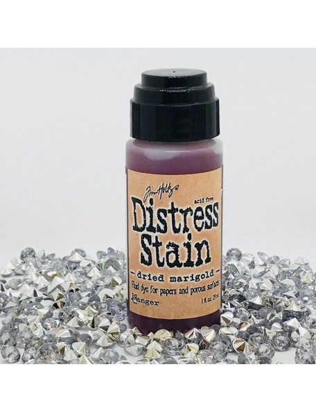 Tim Holtz Distress Stain, Dried Marigold 1oz