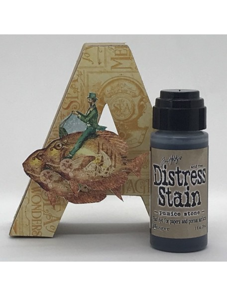 Tim Holtz Distress Stain, Pumice Stone 1oz