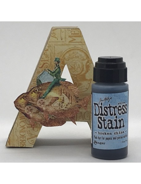Tim Holtz Distress Stain, Broken China 1oz
