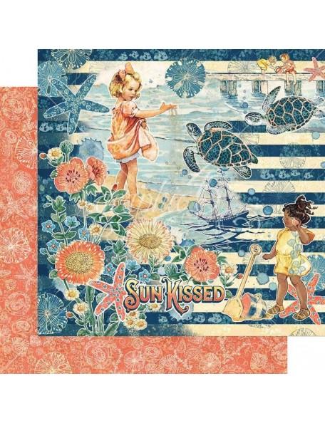 Graphic 45 Sun Kissed, Sun Kissed