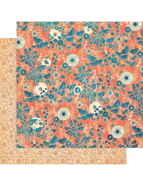 """Graphic 45 Sun Kissed Double-Sided Cardstock 12""""X12"""", Under The Sea"""
