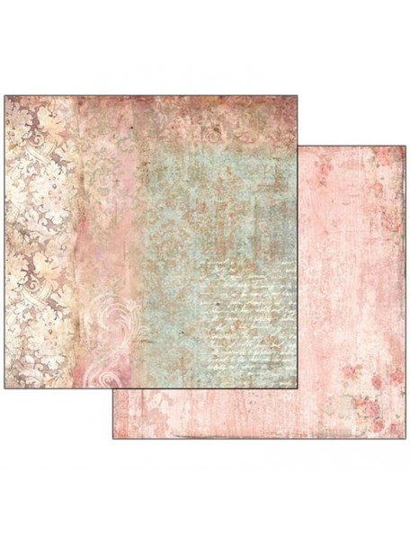 "Stamperia Cardstock de doble cara 12""X12"", Dream Texture Tapestry"