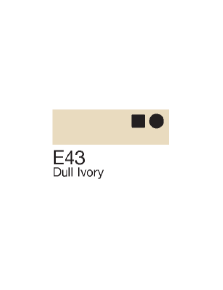 Copic Sketch Markers Dull Ivory