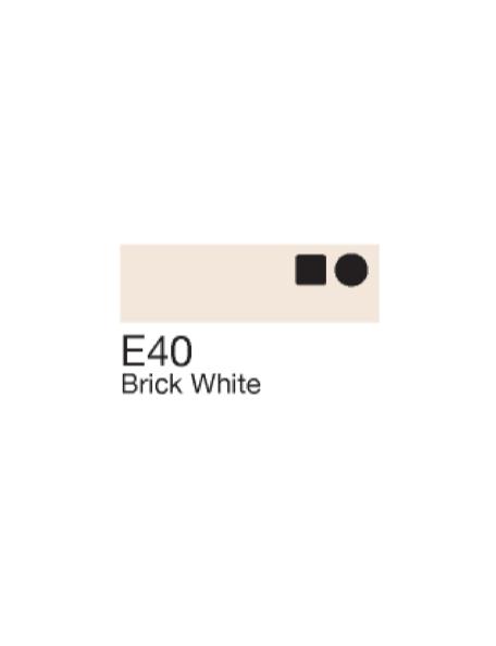 Copic Sketch Markers Brick White