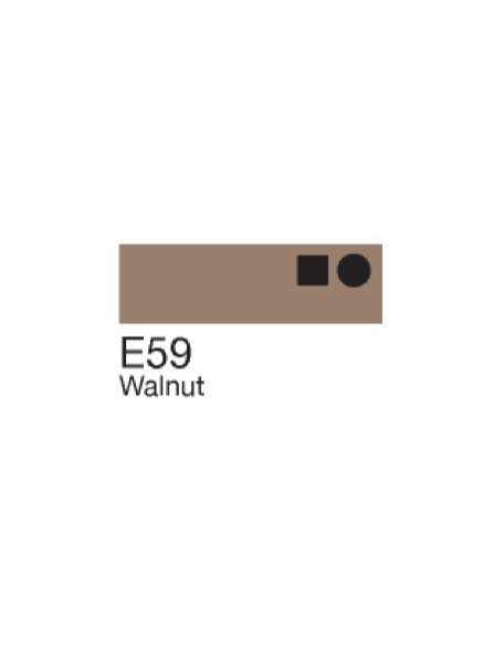 Copic Sketch Markers Walnut