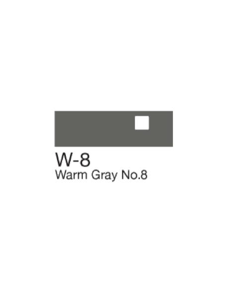 Copic Sketch Markers Warm Gray W8