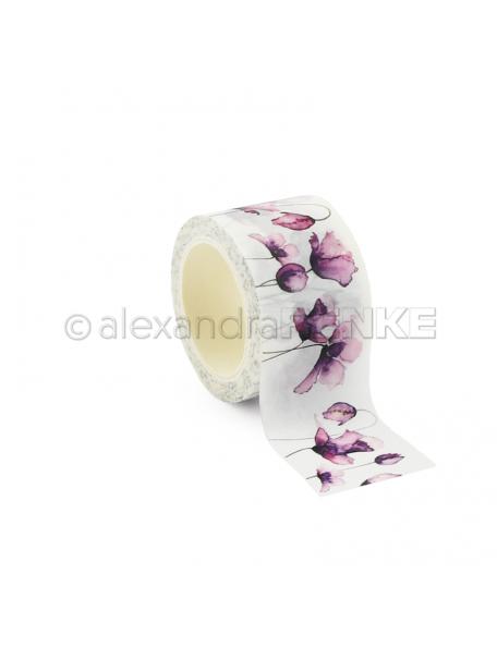 Alexandra Renke Washi Tape Tulipanes Violeta/Tulpen Violet