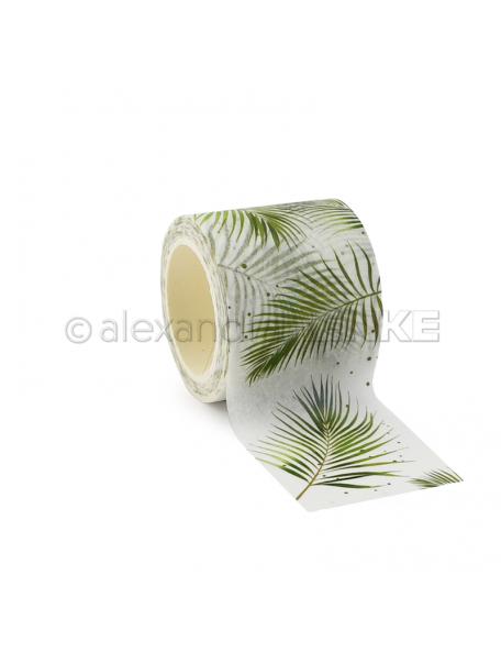 Alexandra Renke Washi Tape Hojas de Palmera/Palmenblätter