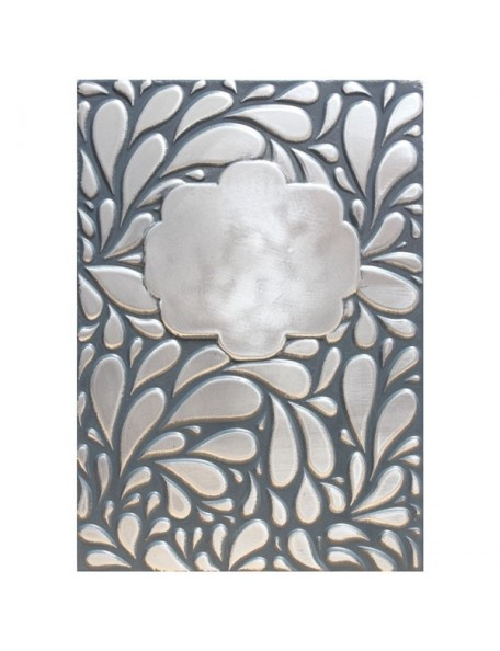 "Spellbinders 3D Embossing Folder 5""x7"", Dew Drop Delight"