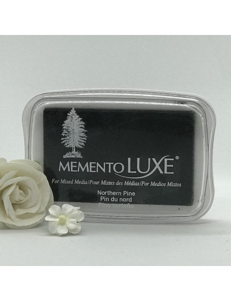 Memento Luxe Ink Pad, Northern Pine