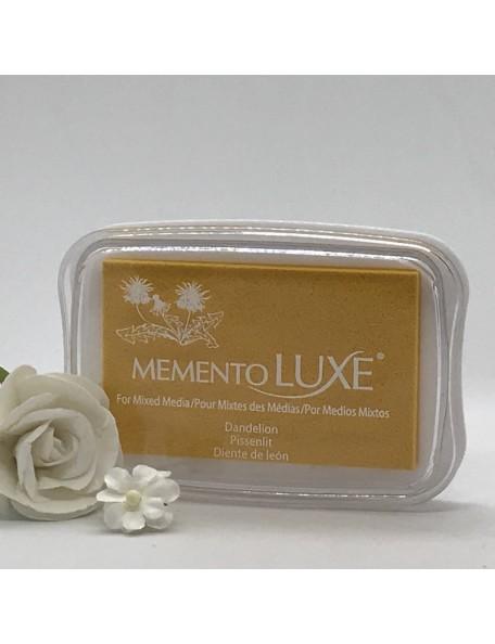 Memento Luxe Ink Pad, Dandelion
