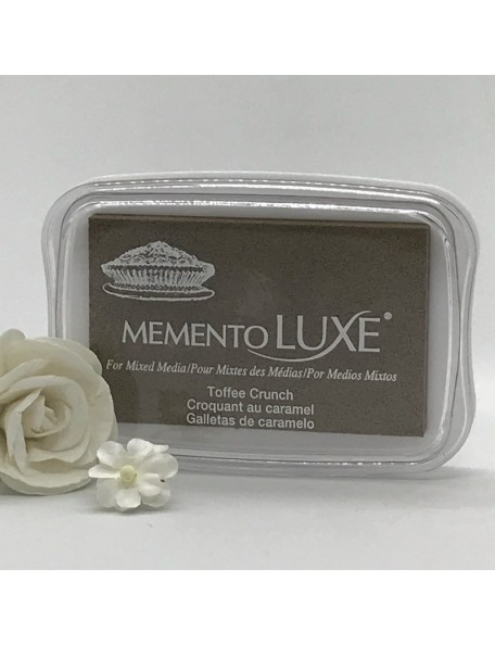 Memento Luxe Ink Pad, Toffee Crunch