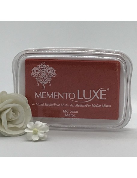 Memento Luxe Ink Pad, Morocco
