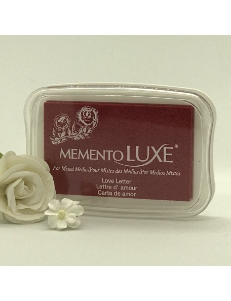 Memento Luxe Ink Pad, Love Letter