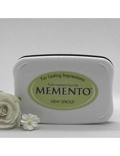 Memento Dye Ink Pad, New Sprout