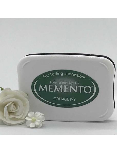Memento Dye Ink Pad, Cottage Ivy
