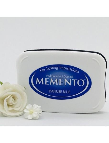 Memento Dye Ink Pad, Danube Blue