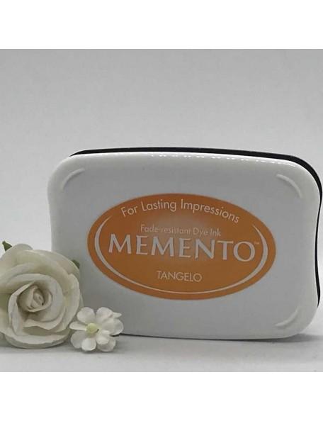 Memento Dye Ink Pad, Tangelo