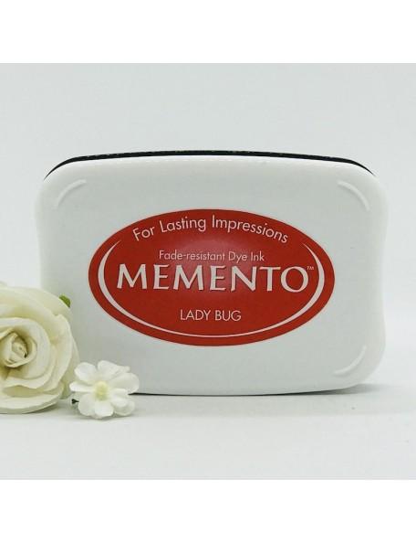 Memento Dye Ink Pad, Ladybug
