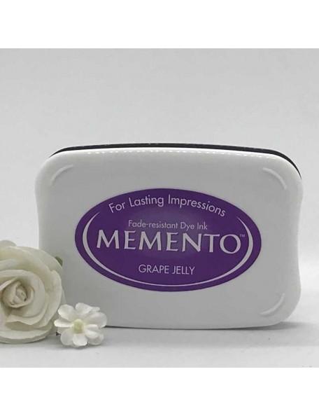 Memento Dye Ink Pad, Grape Jelly