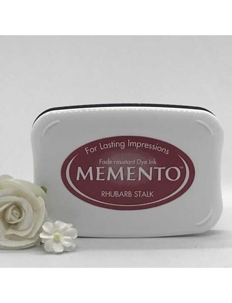 Memento Dye Ink Pad, Rhubarb