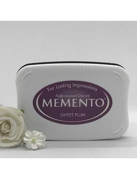 Memento Dye Ink Pad, Sweet Plum