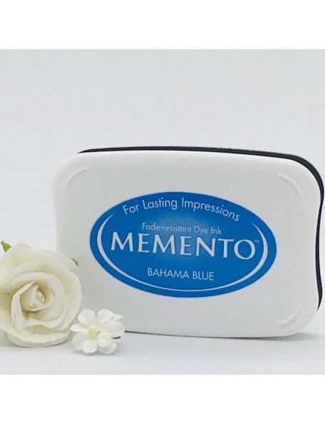 Memento Dye Ink Pad, Bahama Blue