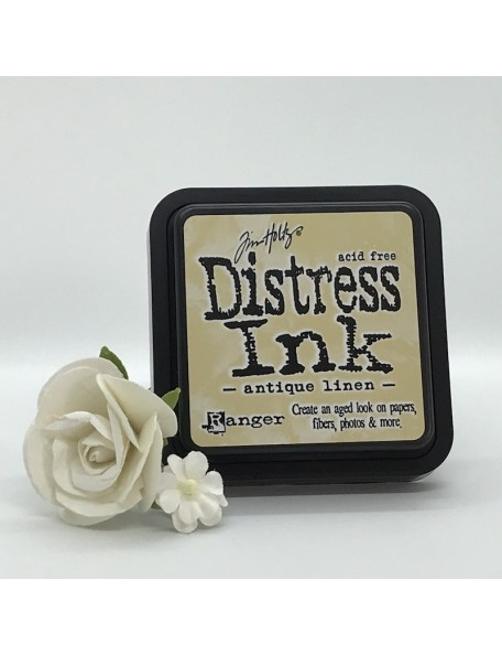 Tim Holtz - Ranger Distress Ink Pad, Antique Linen