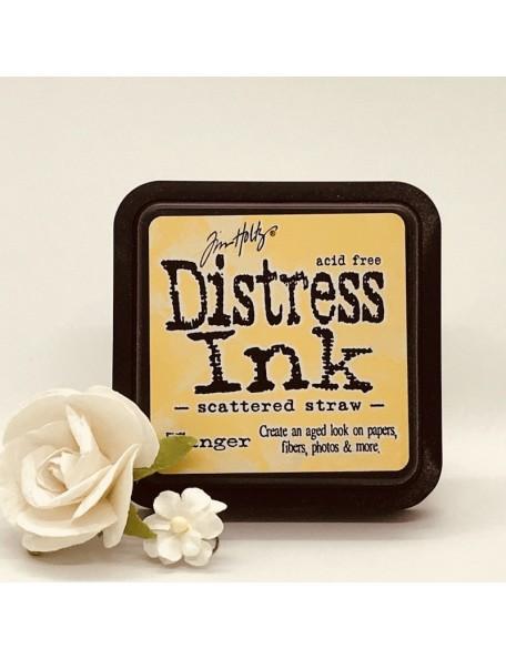 Tim Holtz Distress Ink Pad, Scattered Straw