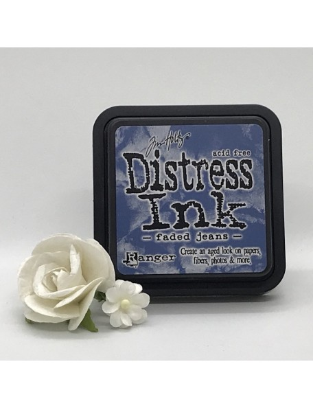 Tim Holtz Distress Ink Pad, Faded Jeans