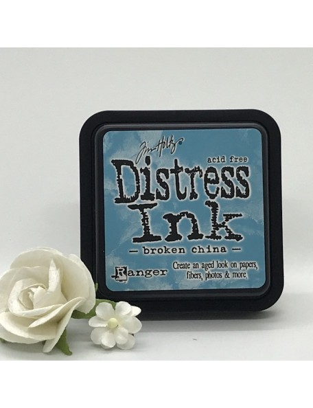 Tim Holtz Distress Ink Pad, Broken China