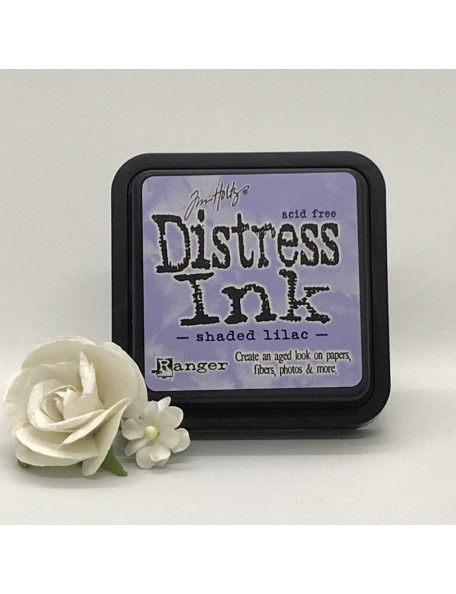 Tim Holtz Distress Ink Pad, Shaded Lilac