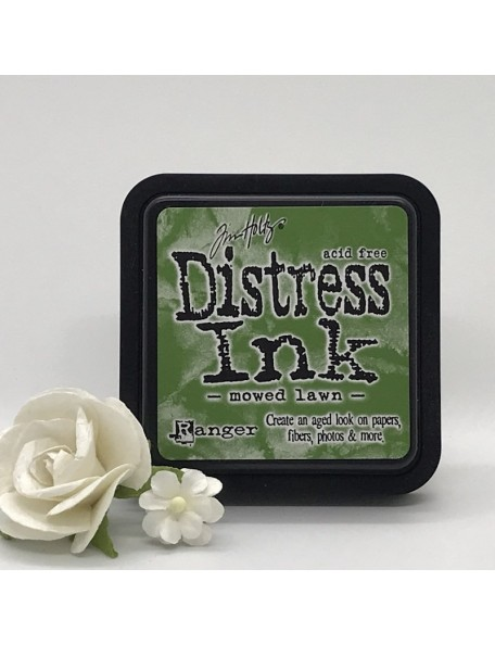Tim Holtz Distress Ink Pad, Mowed Lawn
