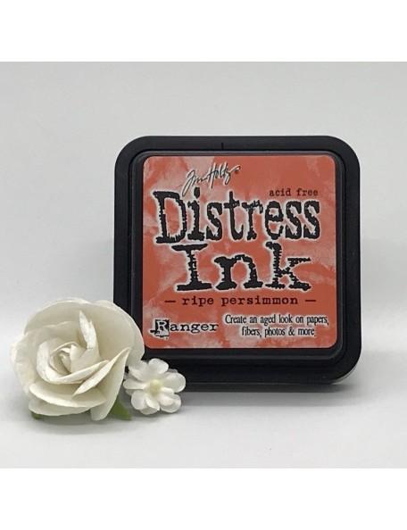 Tim Holtz Distress Ink Pad, Ripe Persimmon