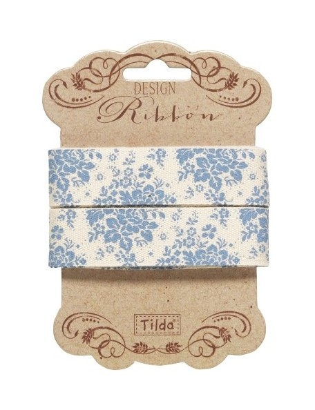 Tilda pack cintas decorativas Audrey 20 mm 3 mts. Azul