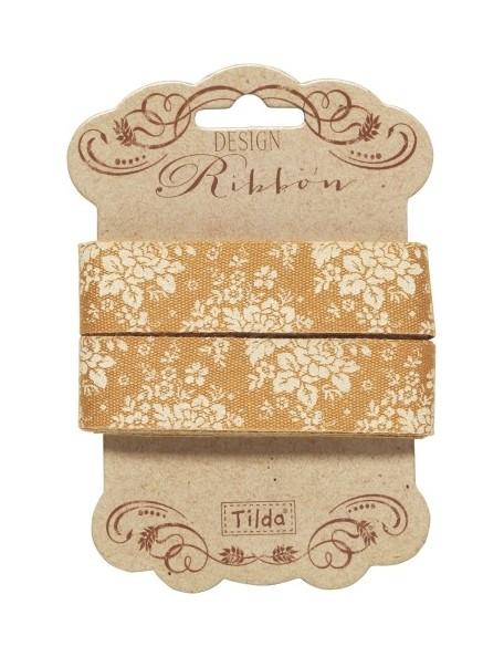 Tilda pack Cintas Decorativas Audrey 20 mm 3 mts., Amarillo