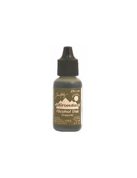 Tim Holtz Oregano Adirondack Earthtones Alcohol Ink .5oz