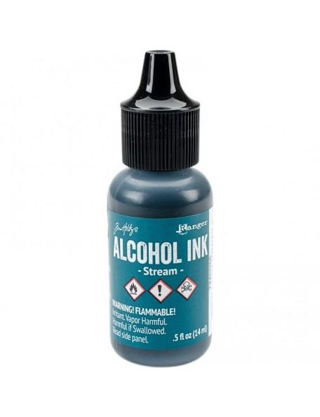 Tim Holtz Stream Adirondack Earthtones Alcohol Ink .5oz