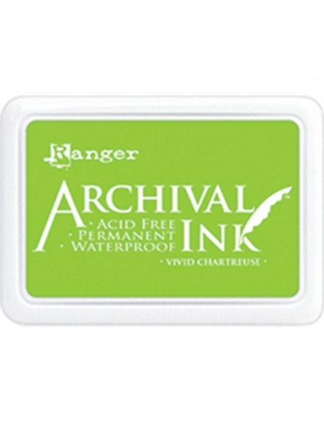 Ranger Chartreuse Archival Ink Pad