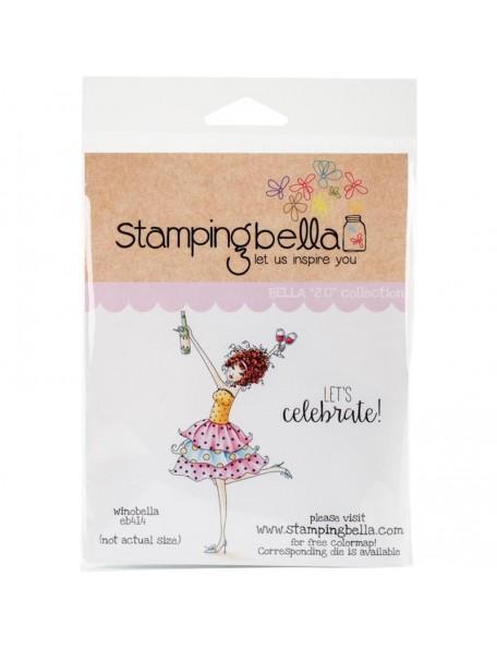 Stamping Bella Cling Stamps, Winobella