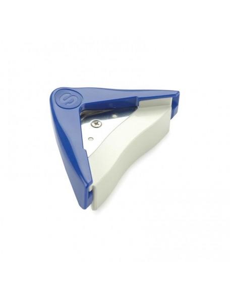 Aidox Corner Rounder Small Punch Azul, 5mm