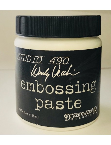 Studio 490 Embossing Paste