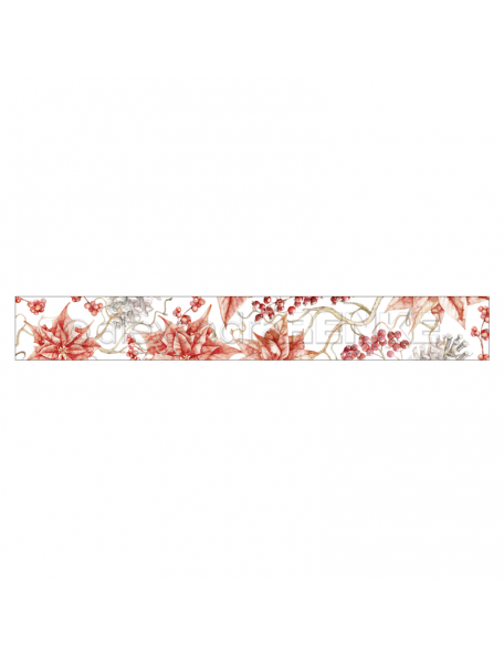 Alexandra Renke Washi Tape Red Winter Rose