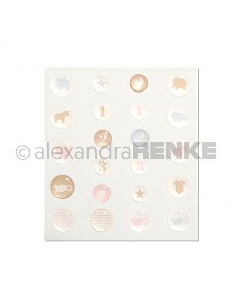 Alexandra Renke 3D-Dots 'Baby