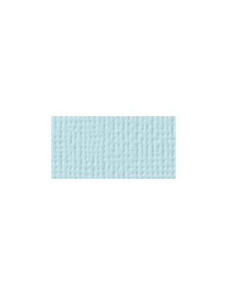 """American Crafts Textured Cardstock 12""""x12"""", Fountain"""