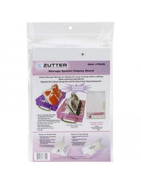 Zutter Magnetic Hoja para almacenar Troquel y Sello