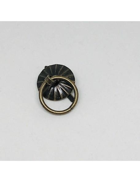 SATWA Brads Color Bronze 4 unid., diametro 2cm