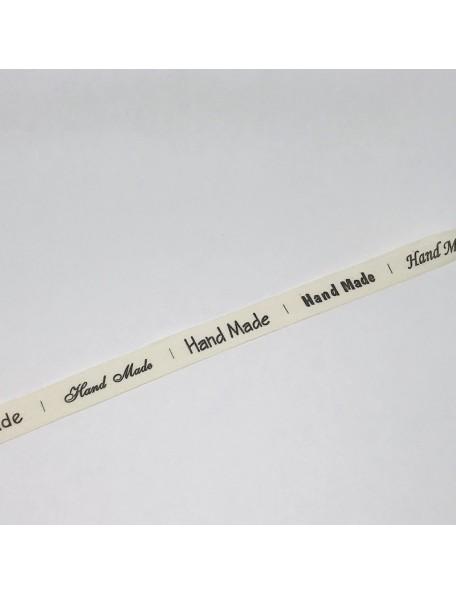 SATWA Cinta estampado Hand Made No.2, 1 unid., 0,50 cm (ancho 1 cm)