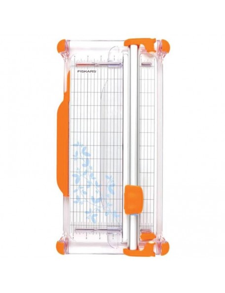Fiskars Portable Rotary Paper Trimmer 12""