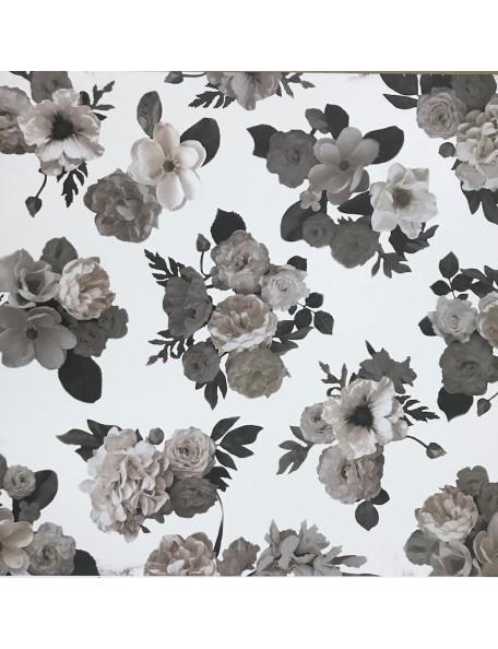 "Heidi Swapp Magnolia Jane Cardstock de doble cara 12""X12"" Secret garden"